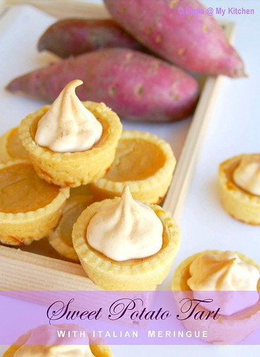 Sweet Potato Tarts
