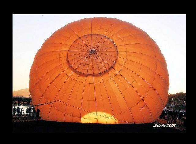 Daejeon Balloon Festival, 2007