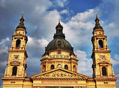 Saint Stephen's Basilica (NatashaP) Tags: building tower church nikon hungary searchthebest budapest architectural explore dome soe neoclassical belltowers themoulinrouge bigmomma blueribbonwinner d40 splendiferous interestingness226 outstandingshots saintstephensbasilica challengeyouwinner abigfave artlibre platinumphoto anawesomeshot aplusphoto ultimateshot superbmasterpiece travelerphotos goldenphotographer diamondclassphotographer superhearts theunforgettablepictures photofaceoffwinner theperfectphotographer pfogold thegoldendreams