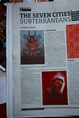 Underground Artist Article