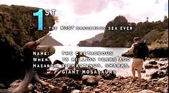 most dangerous sea ever
