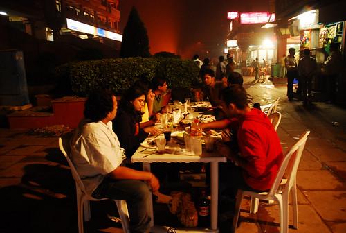 Rajouri Garden Food Court