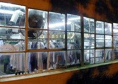 dry cleaning by night
