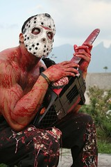 Jason Rocks... (CarlosBravo) Tags: jason mask makeup sierra horror movies mascara friday13 maquillaje fridaythe13 cabghorror