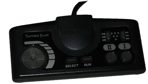 Turbo Duo Gamepad - Standard