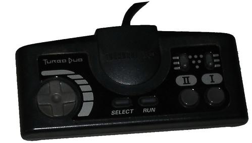 Turbo Duo Gamepad - Standard