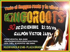 Tocata KINGOROOTS / Santiago - Chile
