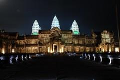 The path to Angkor (pranav_seth) Tags: light temple cambodia angkorwat angor cubism a siemreip