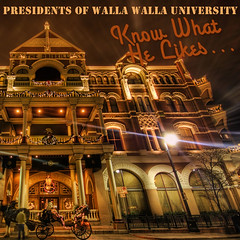 Presidents of Walla Walla University