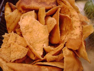 Doc Hummus pita chips