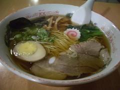 醤油ラーメン@麺達(Mentatz)