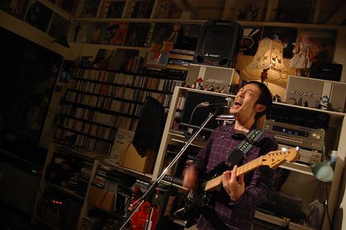 Sat.02.Feb.2008 / 無頼庵 at ASYLUM
