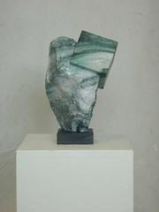 2007 Lapplandgreen 31 cm 2 (sepp pfiffner) Tags: schweiz skulptur chur grind atelier künstler maler marmor calanda pfiffner skulpturen bildhauer langhals trimmis sepppfiffner