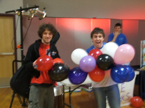 balloon band pic