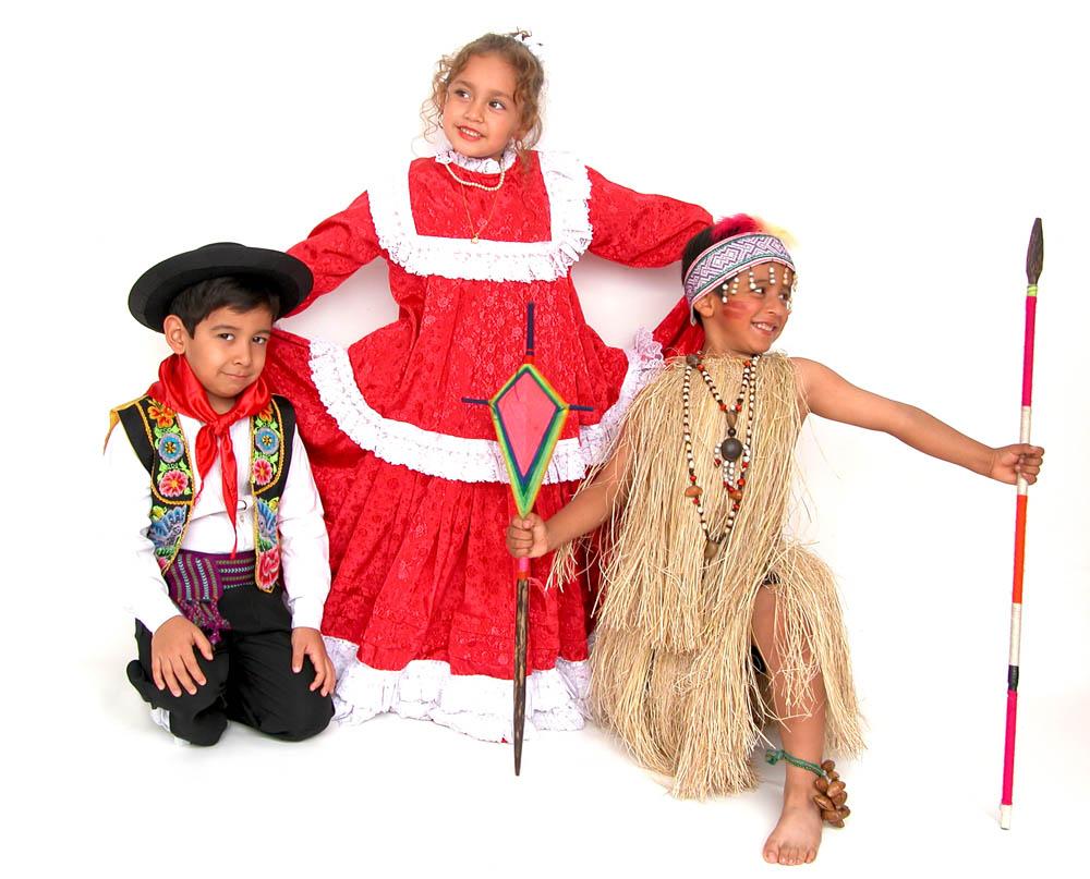 La Vestimenta De Ecuador