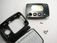 Pedometer take-apart