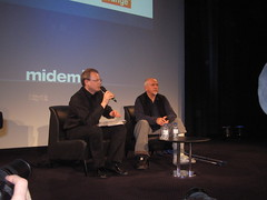 Peter Gabriel : MIDEM personality of the year