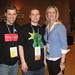Shawn Collins, Zac Johnson & Rachel Honoway
