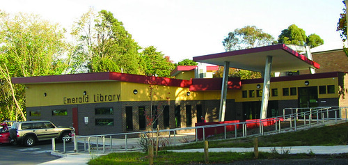 emerald library