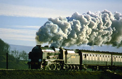 850 Silverdale (geoffspages) Tags: railway steam uksteam