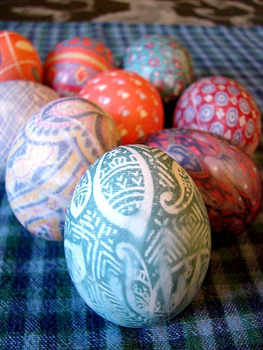 Easter Eggs Vertical