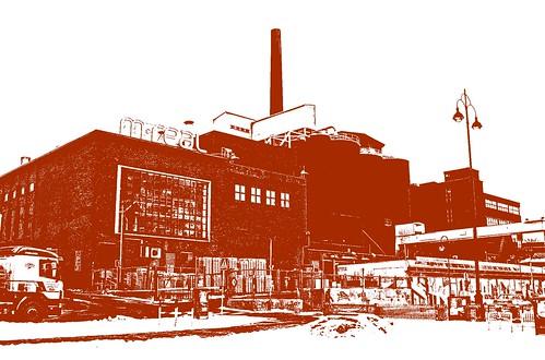 Fábrica en Tampere