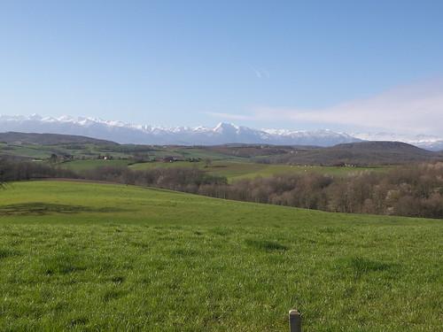 Pyrénées printanières