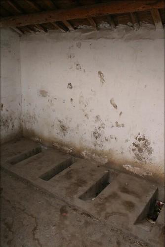 學校裡的公廁