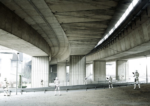 Star Wars urban