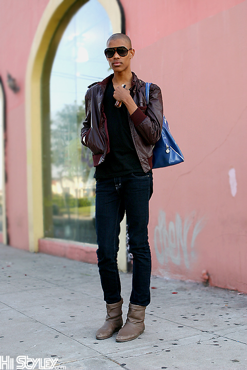 Histyley l melrose street style #84