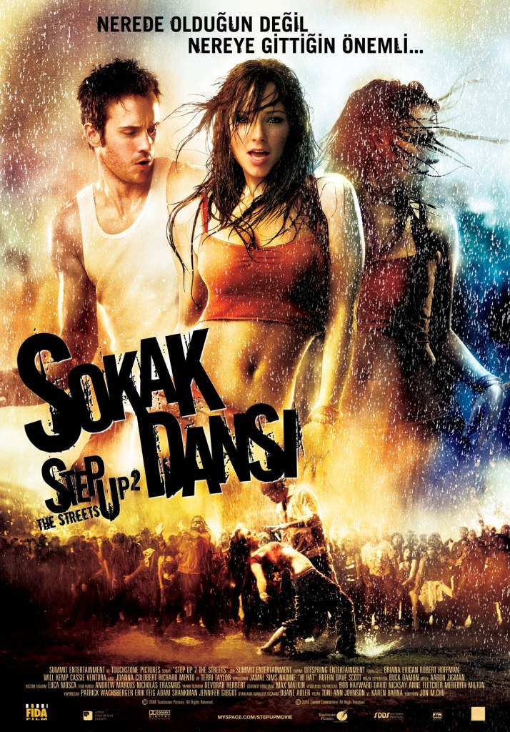 Sokak Dansı www.supersinema.blogspot.com SUNAR...