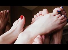 365days-day321-girl feet (daradactyl) Tags: feet toes mygirls 312 pedicures 365days