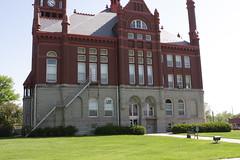 Montgomery County, Iowa Courthouse (cmlburnett) Tags: county iowa courthouse montgomery redoak montgomerycounty redoakiowa montgomerycountycourthouse montgomerycountyiowa montgomerycountyiowacourthouse