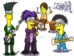Zi:Kill Simpsons (The SW Eden ( )) Tags: family music rock japanese kill kei band ken simpsons sw eden visual jrock simpson itaya tusk zi eby seichi tasuku zikill