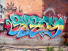 GYROS! (Billy Danze.) Tags: chicago abandoned graffiti factory candy gyros xmen brachs