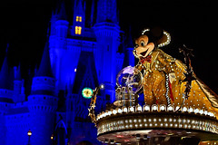 Disney - SpectroMagic Mickey!