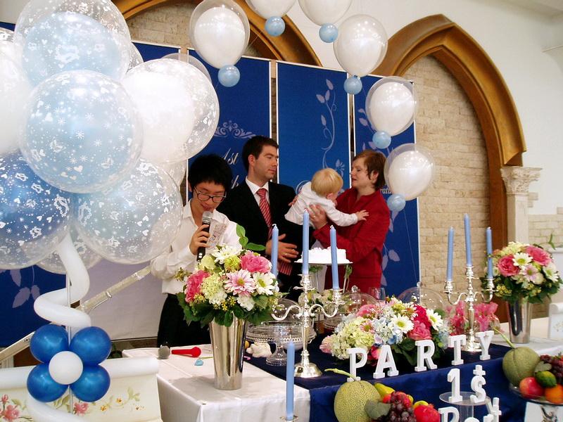 Prince Sergei's birthday party(2)