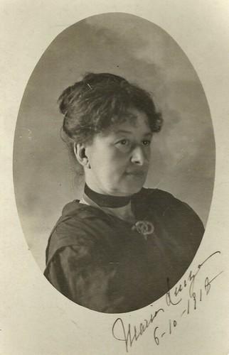 Bisavó Maria Luiza