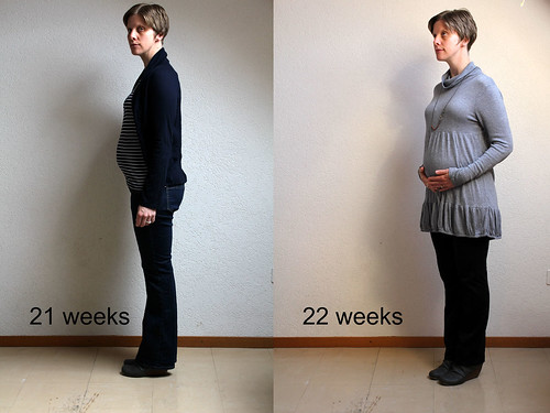 21&22weekbelly