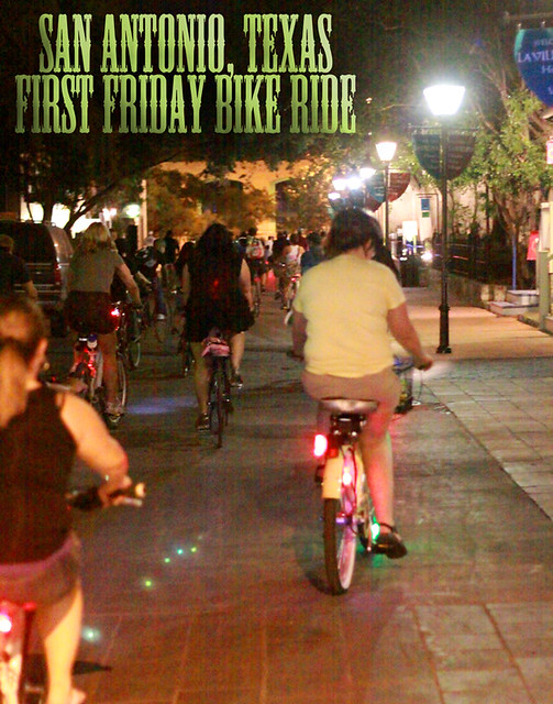First Friday Bike Rides