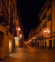 Jaca (Chía Fotos) Tags: night noche calle huesca nocturna jaca chía cristinapardo