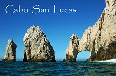 A Postcard From Cabo San Lucas (Serge Freeman) Tags: ocean sea seascape nature mexico rocks arch postcard cliffs cabosanlucas
