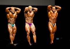 At the pre-judging (HardieBoys) Tags: australia melbourne vic ifbbbodybuildingbodybuilder
