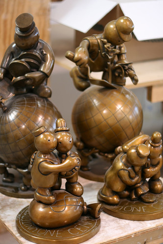 Tom Otterness Studio