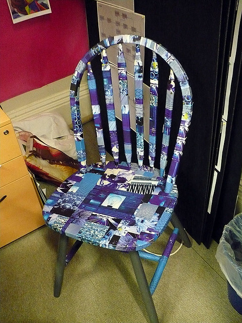 Found chair No.2 reborn