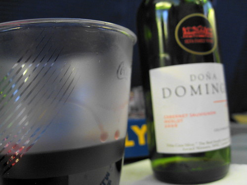 Wine / KLM by Σταύρος, on Flickr