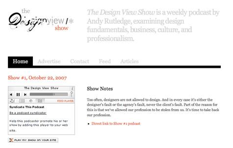 Design View