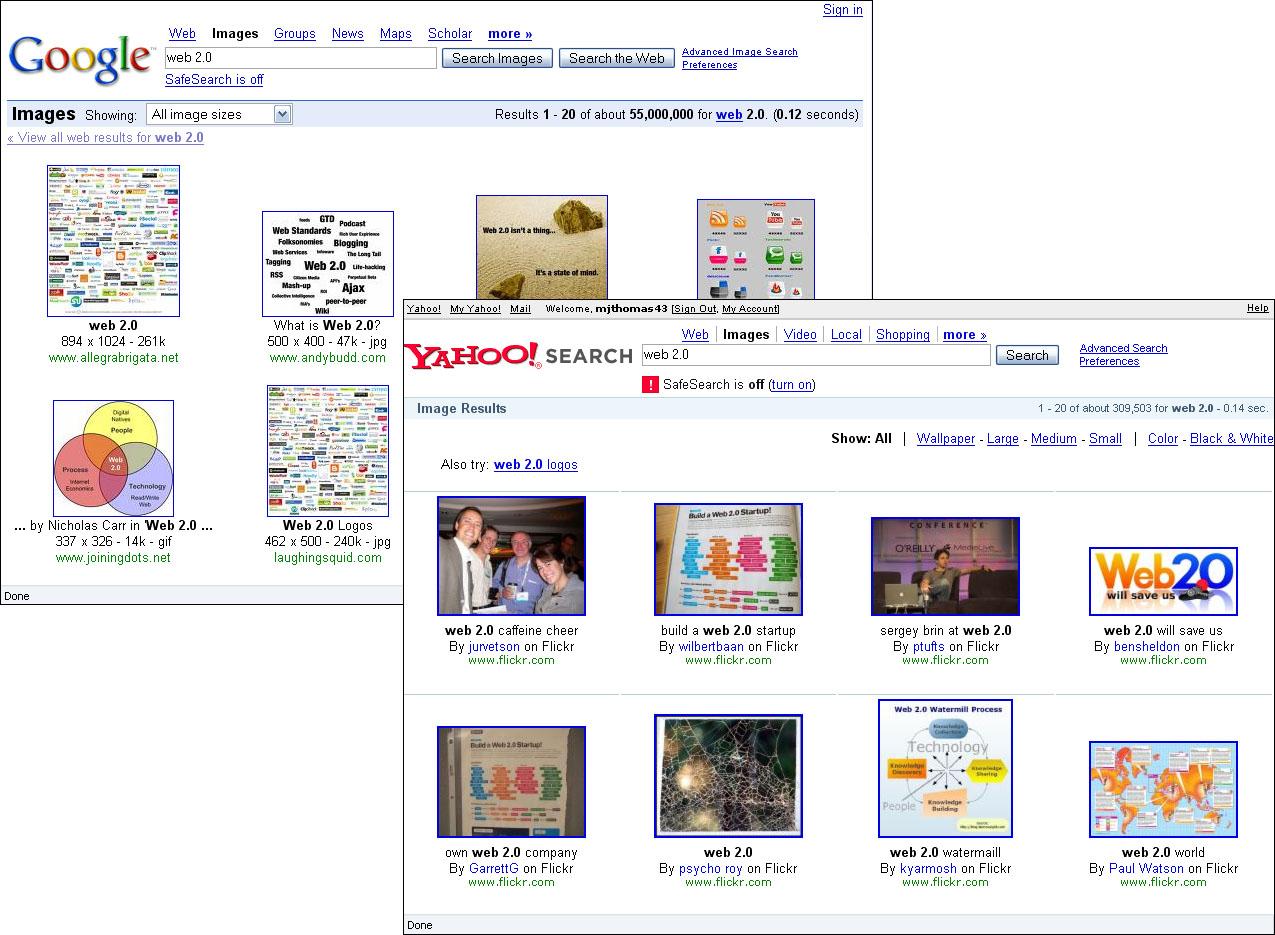 Image Search Compare