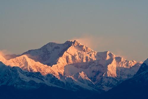 Aaron Ostrovsky님이 촬영한 Kangchenjunga, Indian Himalaya.