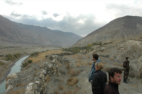 Tajik-Afghan Border, Pamir Mountains